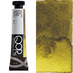 Golden QoR Watercolor 11 ml - Green Gold