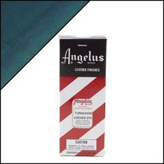 Angelus Leather Dye 3 fl oz (88.7 ml) - Turquoise