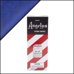 Angelus Leather Dye 3 fl oz (88.7 ml) - Blue