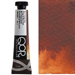Golden QoR Watercolor 11 ml - Mars Orange Deep