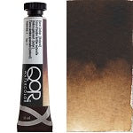 Golden QoR Watercolor 11 ml - Burnt Umber (Natural)  (Prop 65 WARNING!)