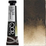 Golden QoR Watercolor 11 ml - Raw Umber (Natural)  (Prop 65 WARNING!)