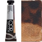 Golden QoR Watercolor 11 ml - VanDyke Brown