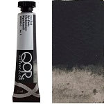 Golden QoR Watercolor 11 ml - Ivory Black  (Prop 65 WARNING!)
