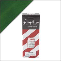 Angelus Leather Dye 3 fl oz (88.7 ml) - Kelly Green