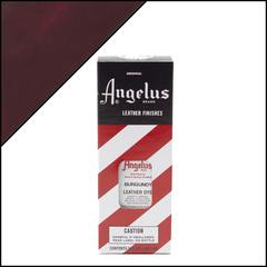 Angelus Leather Dye 3 fl oz (88.7 ml) - Burgundy