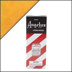 Angelus Leather Dye 3 fl oz (88.7 ml) - Yellow