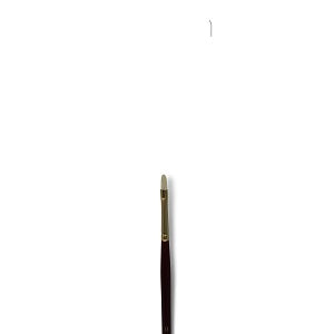 Connoisseur 2106 Pure Synthetic Bristle - Filbert  #0