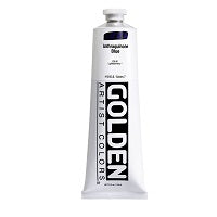 Golden Heavy Body Acrylic Anthraquinone Blue 5 oz