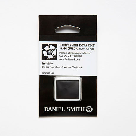 Daniel Smith Extra Fine Watercolor Half Pan - Jane's Grey