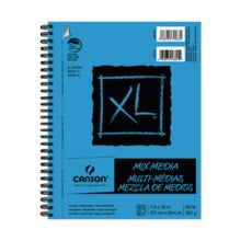 "Canson XL Mix Media Pad 7"" X 10"""