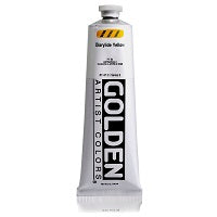 Golden Heavy Body Acrylic Diarylide Yellow 5 oz
