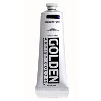 Golden Heavy Body Acrylic Dioxazine Purple 5 oz