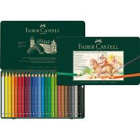 Faber-Castell Albrecht Durer MAGNUS Artist Watercolor Pencil Set of 24