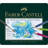 Faber-Castell Albrecht Durer  Watercolor Pencil Set of 24