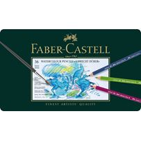 Faber-Castell Albrecht Durer  Watercolor Pencil Set of 36