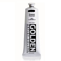 Golden Heavy Body Acrylic Permanent Violet Dark 5 oz