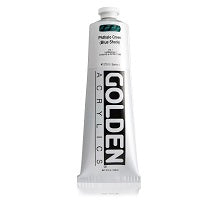 Golden Heavy Body Acrylic Phthalo Green (blue shade) 5 oz