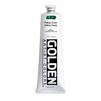 Golden Heavy Body Acrylic Phthalo Green (yellow shade) 5 oz