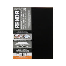 "RENDR Soft-Cover Lay-Flat Sketchbooks 8.5"" X 11"""
