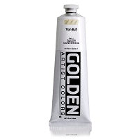 Golden Heavy Body Acrylic Titan Buff 5 oz