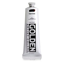 Golden Heavy Body Acrylic Violet Oxide 5 oz