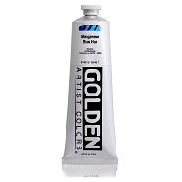 Golden Heavy Body Acrylic Manganese blue Hue 5 oz
