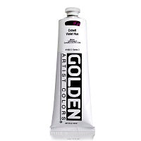 Golden Heavy Body Acrylic Cobalt Violet Hue 5 oz