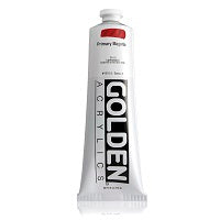 Golden Heavy Body Acrylic Primary Magenta 5 oz