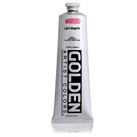 Golden Heavy Body Acrylic Light Magenta 5 oz