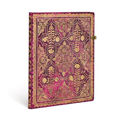 "Paperblanks Journal Amaranth Ultra 7""x 9"" Unlined - 144 page"