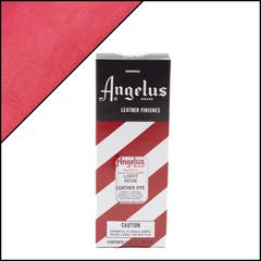 Angelus Leather Dye 3 fl oz (88.7 ml) - Light Rose
