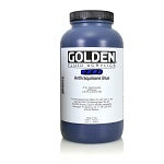 Golden Fluid Acrylic Anthraquinone Blue 32 oz