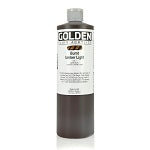 Golden Fluid Acrylic Burnt Umber Light 16 oz