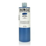 Golden Fluid Acrylic Cerulean Blue Deep 16 oz