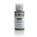 Golden Fluid Acrylic Chromium Oxide Green 1 oz