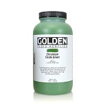 Golden Fluid Acrylic Chromium Oxide Green 32 oz
