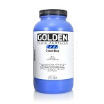 Golden Fluid Acrylic Cobalt Blue 32 oz