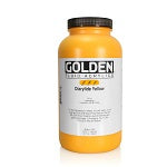 Golden Fluid Acrylic Diarylide Yellow 32 oz