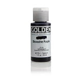 Golden Fluid Acrylic Dioxazine Purple 1 oz