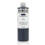 Golden Fluid Acrylic Dioxazine Purple 16 oz
