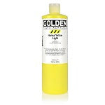 Golden Fluid Acrylic Hansa Yellow Light 16 oz