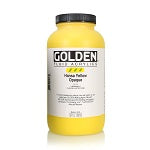 Golden Fluid Acrylic Hansa Yellow Opaque 32 oz