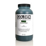 Golden Fluid Acrylic Jenkins Green 32 oz