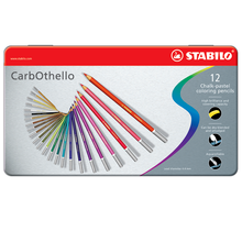 Carbothello  pastel pencil set 12