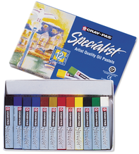 Cray-Pas Specialist Oil Pastels set of 12