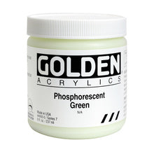 Golden Phosphorescent Green   8 oz