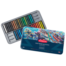 Derwent Inktense  Blocks - 36 Set