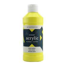 Art Alternatives Studio Acrylic 16 oz - Yellow
