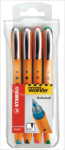 Stabilo Bionic Worker -  Set of 4